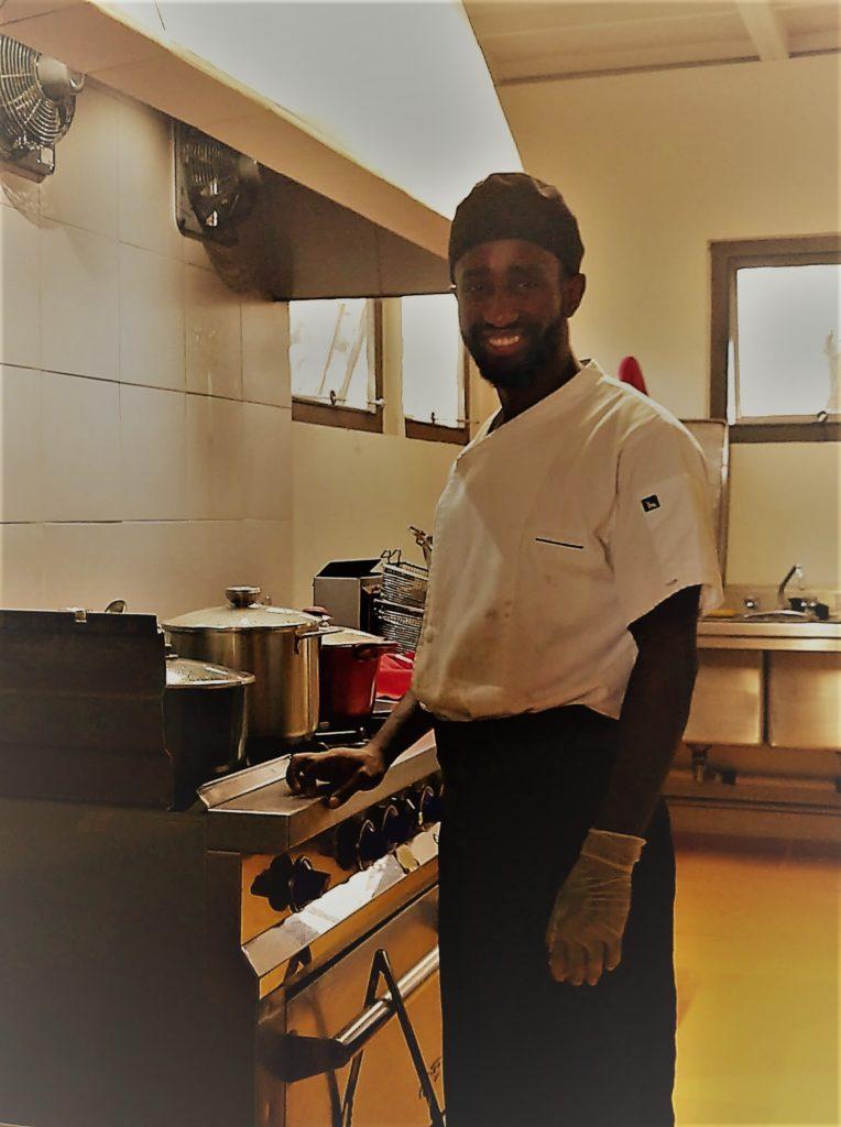Brook Eshetu Chef