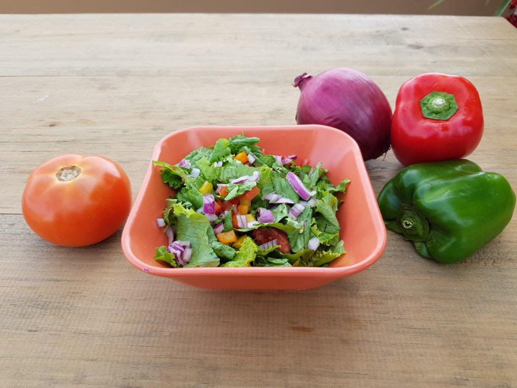 Salad | Ensalada