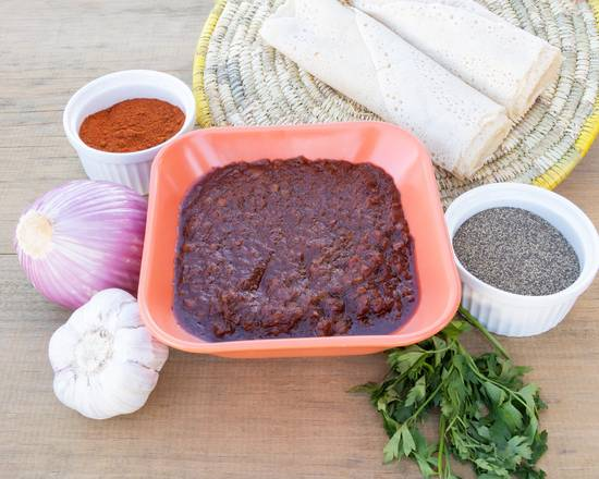 Red lentils | Lentejas rojas (misr wat)